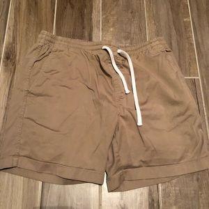 Jcrew docker shorts